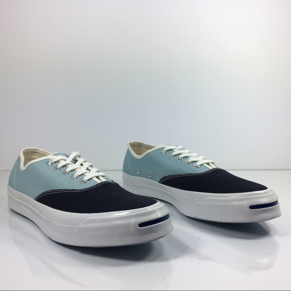 ebfc63525a75 Converse Jack Purcell Signature CVO OX Blue White